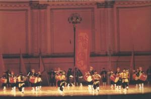 Ryukyu Koku Matsuri Daiko no Carnegie Hall